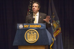 The Governor of New York visits Eastman